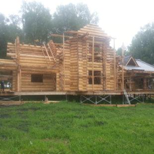 Малоэтажное строительство — выполненные проекты Новоформ-проект